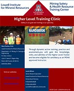 High Level Training Course