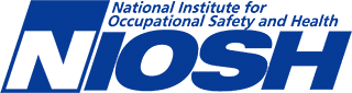 the National Institute for Occupational Safety and Health (NIOSH) logo